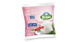 Brimi Mozzarella Light Kugel 125 g